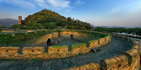 City Wall of the Ancient City of Taizhou